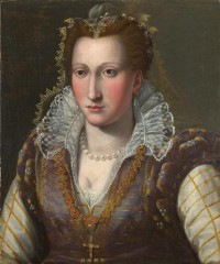 Картина автора Бронзино Аньоло под названием Portrait of a Lady