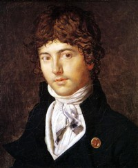 Картина автора Энгр Жан Огюст Доминик под названием Portrait of Pierre Francois Bernier