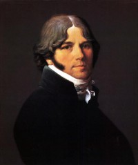 Картина автора Энгр Жан Огюст Доминик под названием Portrait of Jean Marie Joseph Ingres