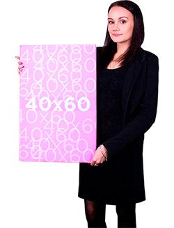 картина на холсте 40x60 от holstagram.ru